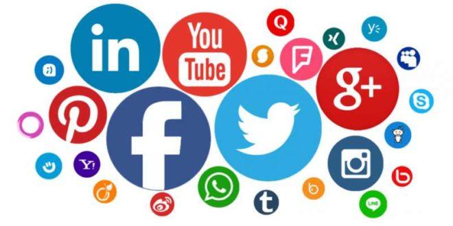 redes sociales principales