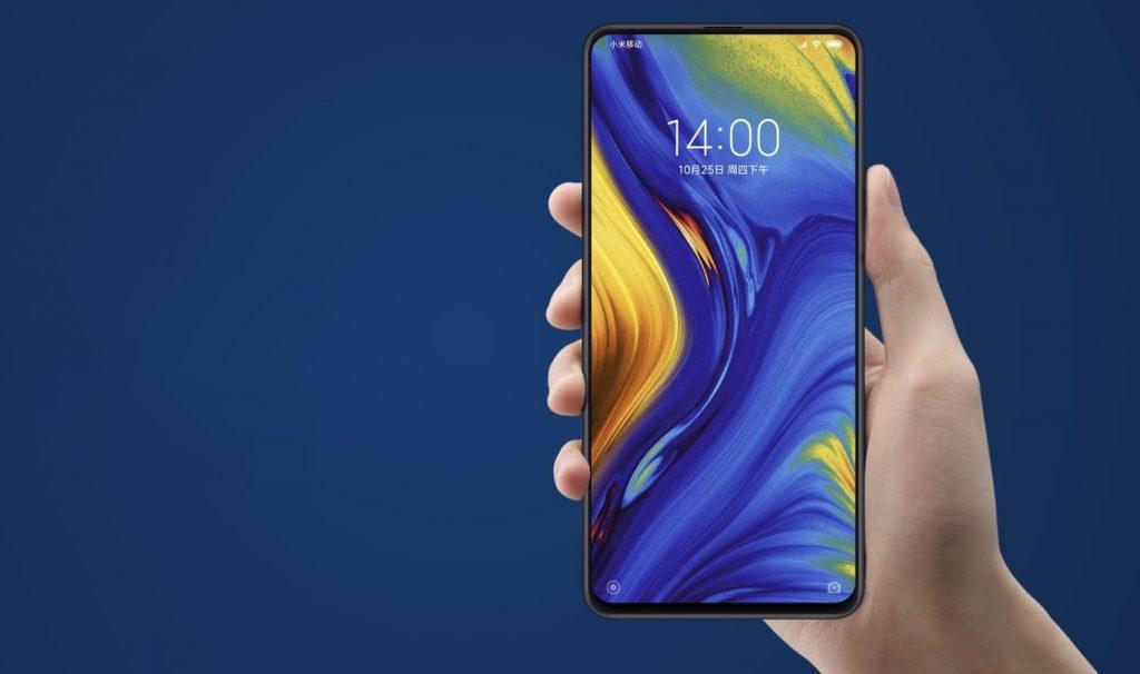 El nuevo Xiaomi Mi MIX 3