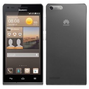 smartphone Huawei Ascend G6
