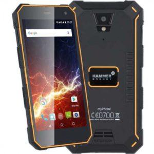 smartphone myPhone Hammer Energy