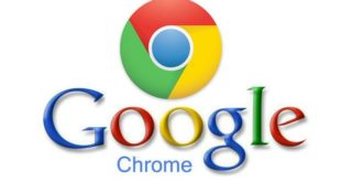 logotipo google chrome navegador