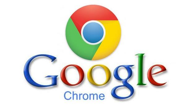 logotipo google chrome navegador