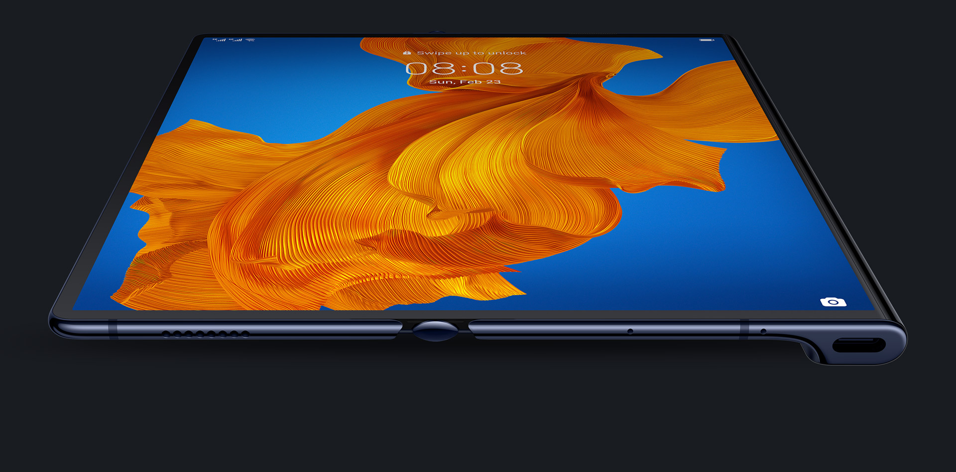 Huawei Mate Xs FullScreen
