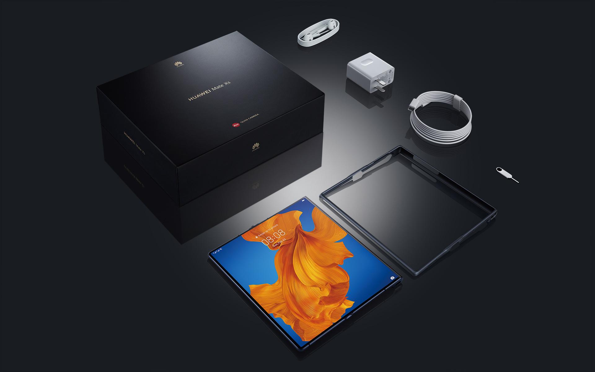 Huawei Mate Xs - accesorios