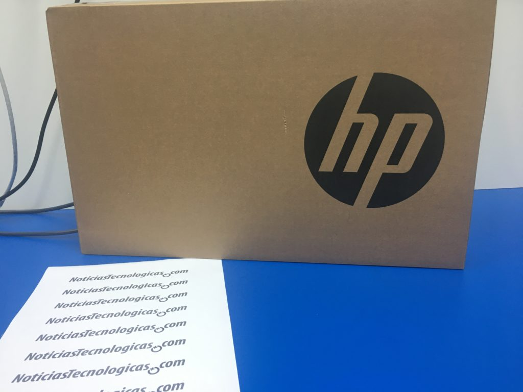 Unboxing HP 15s-fq1051ns