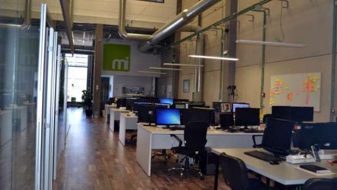 oficina de media interactiva
